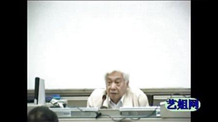 中国传媒大学张颂教授长沙学院播音主持专业专题讲座9