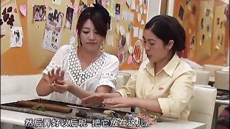 烘焙大师电视台播放DIY饼干制作