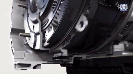 混合动力汽车变速箱
