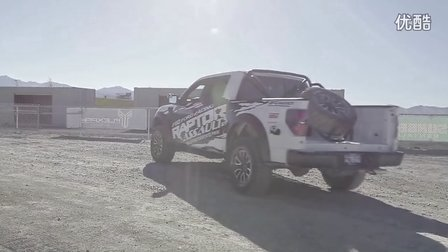 Getting Dirty  with  the Ford F-150 SVT Raptor