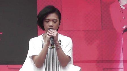 20121007張芸京-《小女孩專輯 》紅樓簽唱會Part1