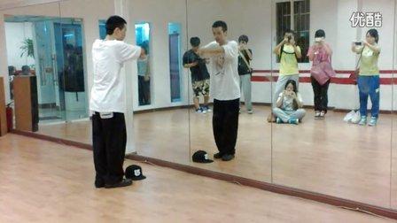 Mega Soul - ADAM(小生) Hip-hop 教课视频 20120810