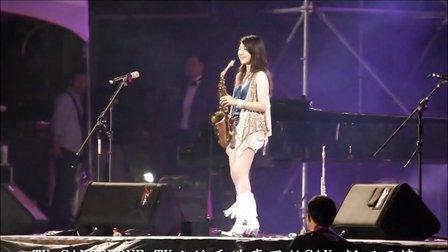 2013-10-19TK薩克斯風小林香織新不了情