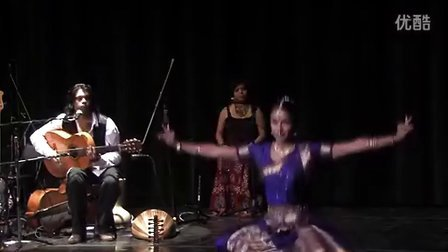 Flamenco India and Ballet- _Swan In Pure Waters_ -Oliver Raj