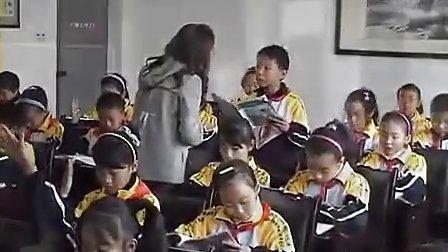 六年级语文北师大版《黑孩子罗伯特》课堂实录与教师说课