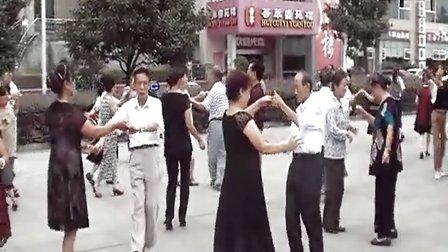 贵阳市振华广场老年交际舞2