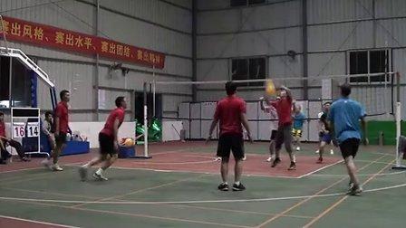 合山春风录制2012.11.5男队与电厂球友交流.