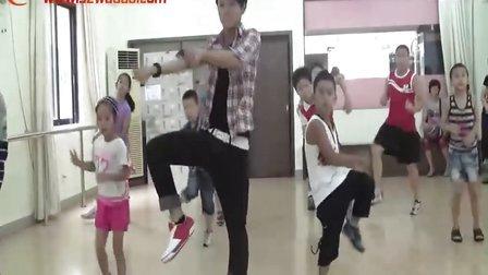 深圳福田少儿街舞 福田区少儿舞蹈培训班适合四五岁男孩学习的教学视频