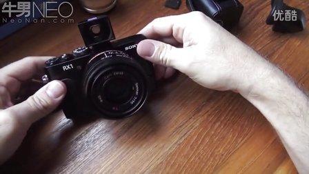 索尼全幅数码相机RX1 点评