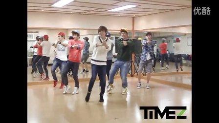 TimeZ《偶像万万岁》舞蹈练习室版