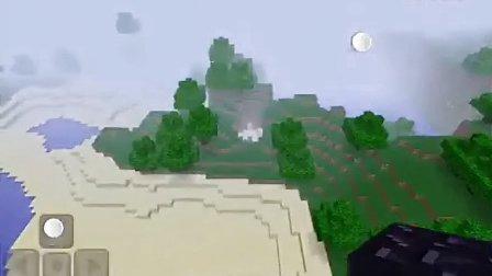 Minecraft PE的TNT大炮