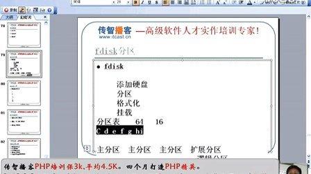 LAMP经典入门 第28讲 Linux磁盘分区详解(一)