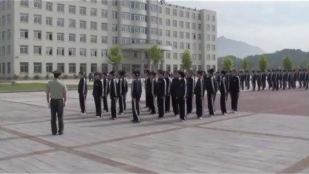 14.辽东学院附属中专丹东市民族学校2012级新生军训-8月24日