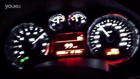 标致 2011款 RCZ 0-100 加速 120KW 原厂车