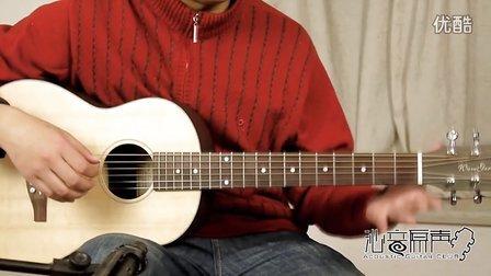 WaveGarden 高端手工系列 旅行吉他B5 评测试听