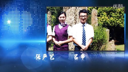 浙江省大学生礼仪大赛开场总视频 2012.10.14