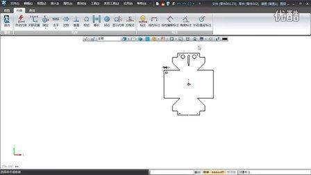 塑胶模具CAD三维视频教程,中望3D三维机械视频,9.钣金