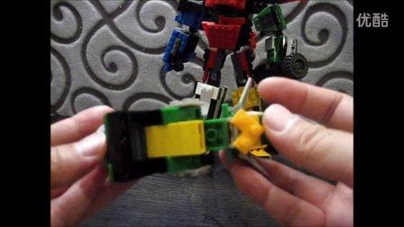 Lego Kreo 海賊戰隊 豪快王 風雷丸 4.0