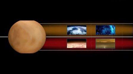 金星虚拟片段 www.ltwh.com.cn 三维动画制作