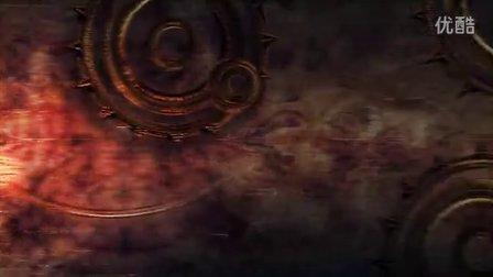 上古世纪风,火花转轮中的复古字幕AE模板,可做片头或片尾字幕,Once Upon A Time