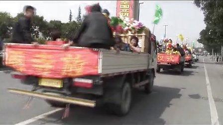 兰州慈恩寺2012年农历十月初八迎佛法事活动