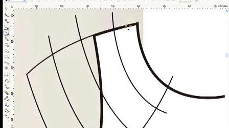 Coreldraw绘制款式图(服装设计教程)服装设计教学视频 厦门服装设计培训视频