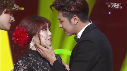 [TVXQasia]140126 KBS2 GAG CONCERT TVXQ cut 1080P[KR-EN-CN]