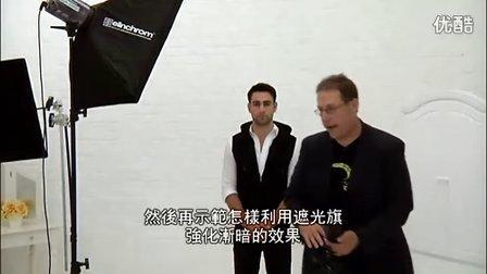 专业人像布光与数码摄影教程中文字幕教程wzcmz(无纸传媒)