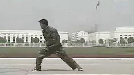 军体拳教学