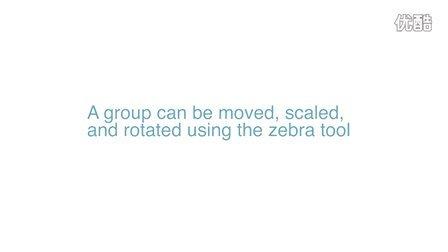 Grouping content in Prezi