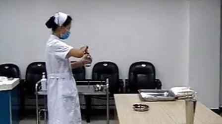 铁东医院护士技术操作--无菌技术