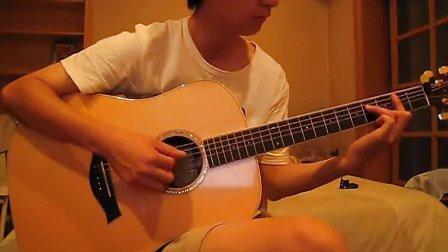 不想去远方 (guitar cover)