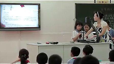 鸟的天堂福南小学小学语文四年级语文优秀课优质课课堂教学实录案例集锦