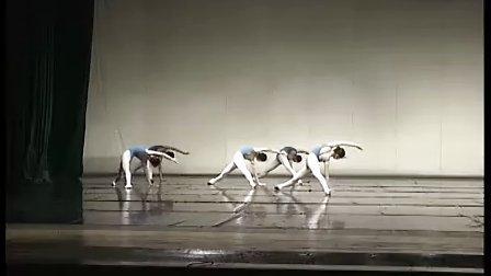 北京舞蹈学院武功教学3