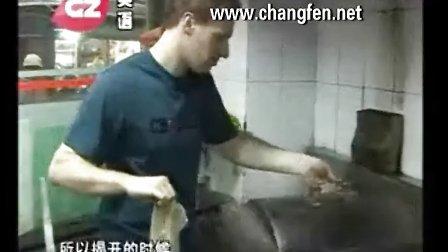 肠粉的做法,布拉肠粉的做法,广东肠粉制作采访