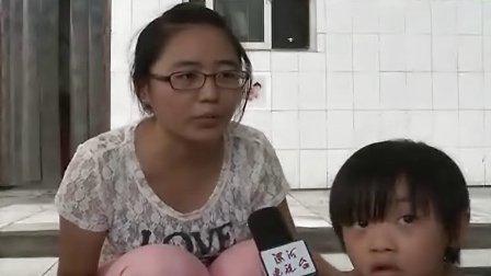 河南农大国际教育学院大学生关爱聋哑儿童