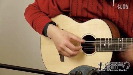 WaveGarden 高端手工系列 旅行吉他B6 评测试听