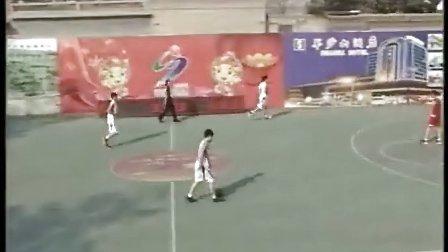 第55场常规赛 刘石岗队VS白塔队(上)