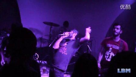 Thee Oops - Death To Brunetta live in Beijing 10/11/2012