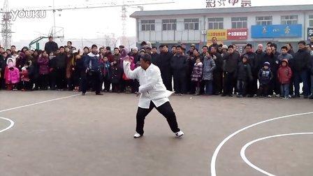 武术九段 世界冠军 丁氏八极拳掌门 丁润华
