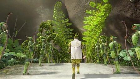 《森林战士》新预告 阿曼达碧昂丝献声