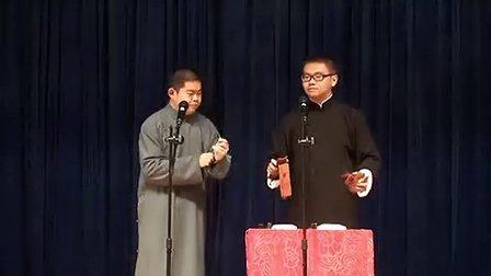 理工大学曲艺协会迎新生相声专场晚会《天津快板》马良 张希宸 高清