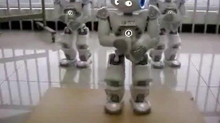 机器人打太极--博乐机器人表演[www.boole-tech.com]