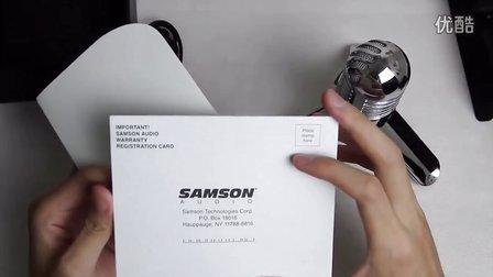 【zell出品】科技感十足 Samson Meteor Mic 开箱测评