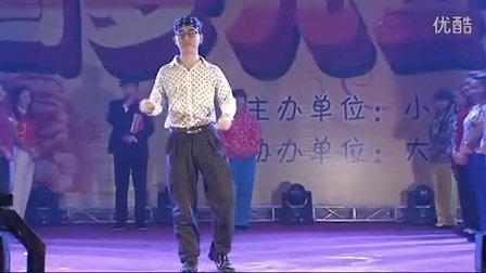 吉林省四平市梨树县小龙人幼儿园晚会--小品《红高粱模特队》