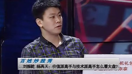 股神杨再天2010年6月11日准确预判大盘暴跌