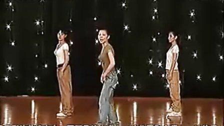 爵士舞入门教学4