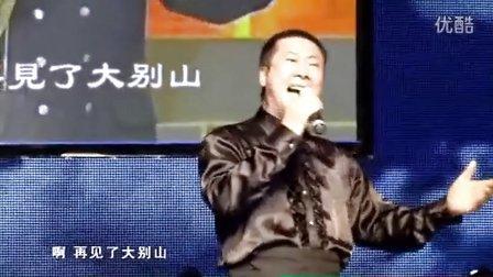 马伟光演唱会曲目:再见了大别山