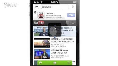 教你怎么在iphone上免费youtube的视频