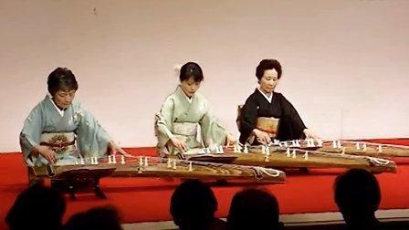 日本古典音乐   ままの川    筝   尺八  三味线